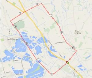 map 419
